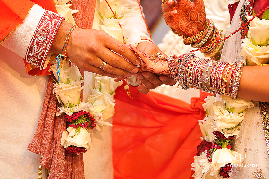 a magnificent indian wedding rakhee hiten ceremony at the - Wedding Ring Ceremony